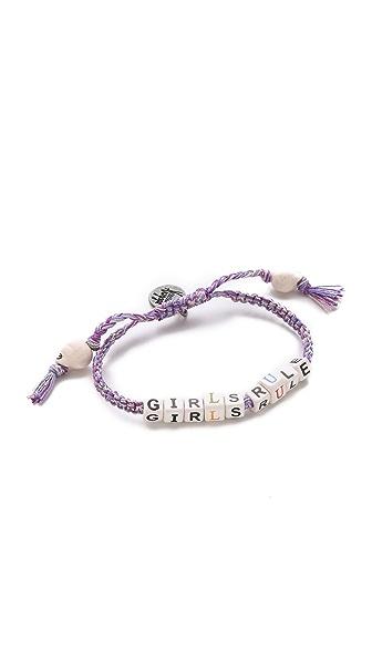 Venessa Arizaga Girls Rule Bracelet