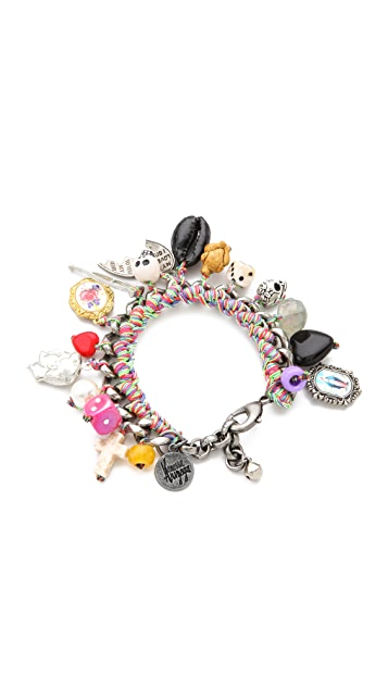 Venessa Arizaga Smells Like Teen Spirit Bracelet