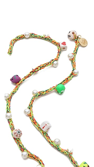 Venessa Arizaga TGIF Necklace / Bracelet