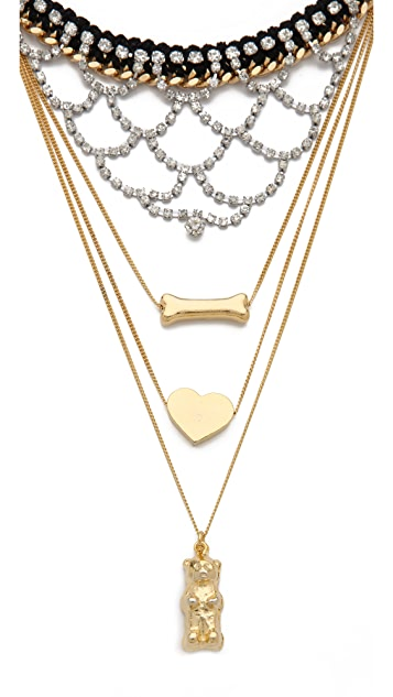 Venessa Arizaga My Finest Hour Necklace