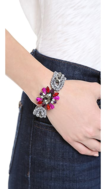 Venessa Arizaga Flower in the Sun Bracelet