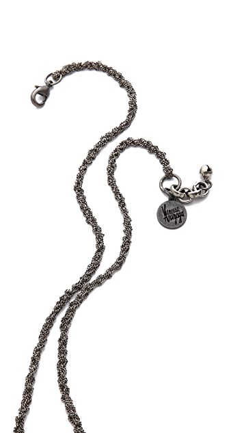 Venessa Arizaga Just My Luck Necklace