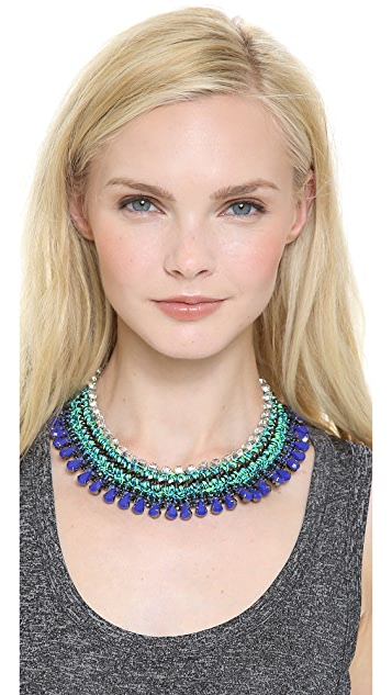 Venessa Arizaga Little Girl Blue Necklace