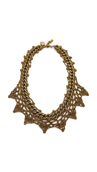 Venessa Arizaga Melancholia Necklace