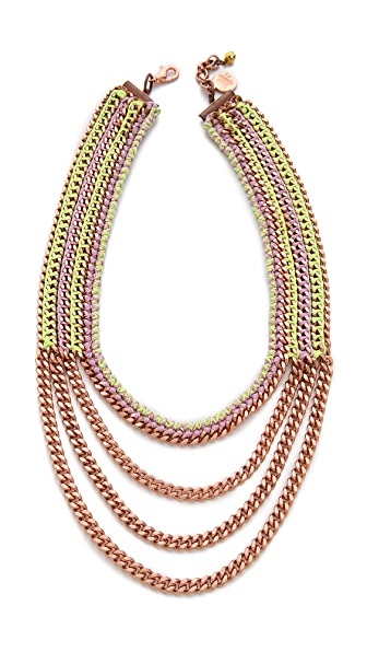 Venessa Arizaga Sunset Necklace