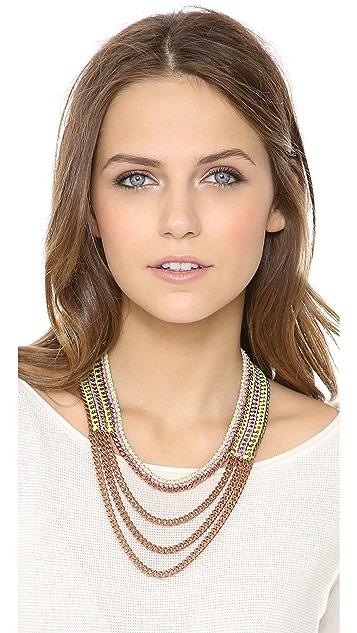 Venessa Arizaga Sunset Necklace