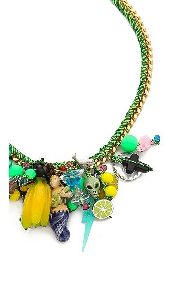 Venessa Arizaga Kamikaze Necklace