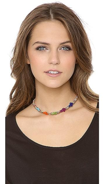 Venessa Arizaga The Crossing Necklace