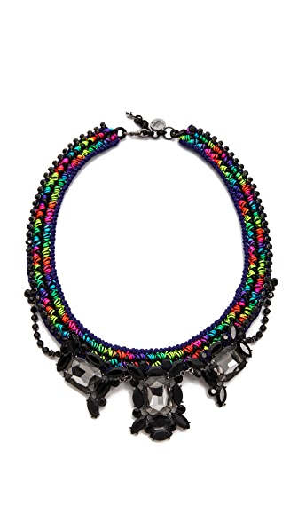 Venessa Arizaga Kaleidoscope Necklace
