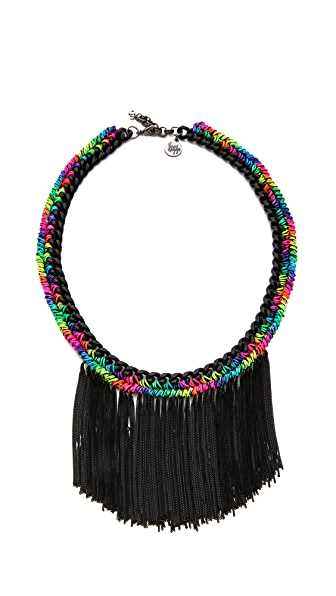 Venessa Arizaga Lets Go Trippin' Necklace