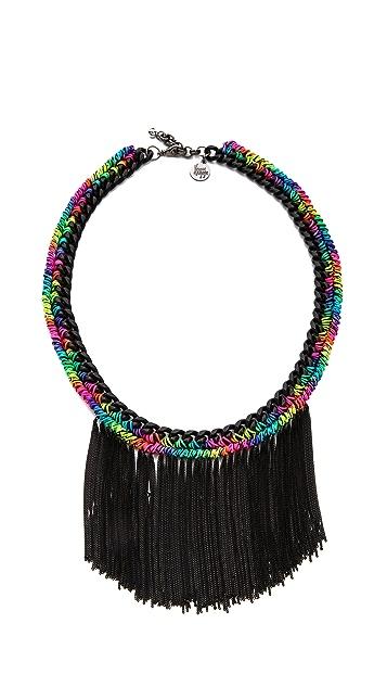 Venessa Arizaga Lets Go Trippin' Necklace