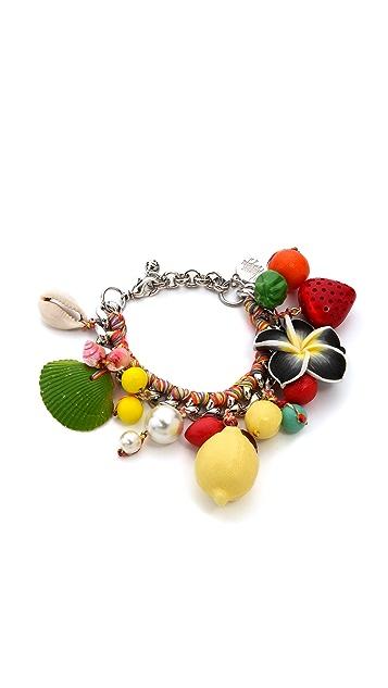Venessa Arizaga Fruitopia Bracelet