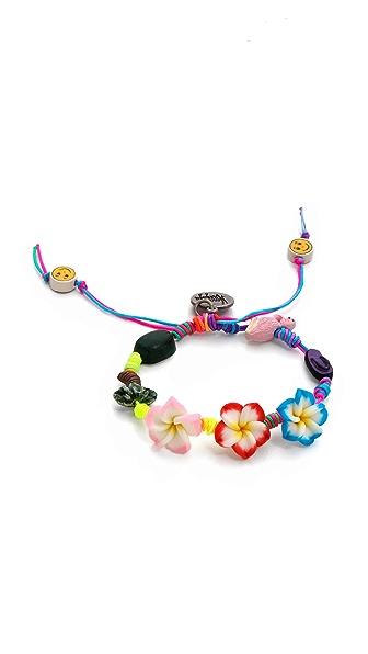 Venessa Arizaga Lei'd Back Bracelet