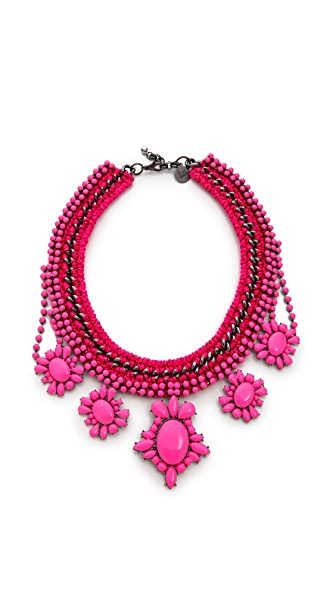 Venessa Arizaga Crazy For You Necklace