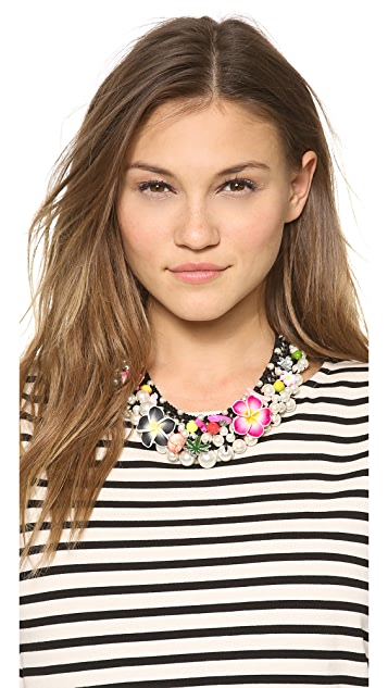 Venessa Arizaga Mermaid in the Night Necklace