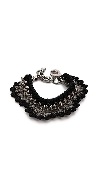 Venessa Arizaga Chain Reaction Bracelet