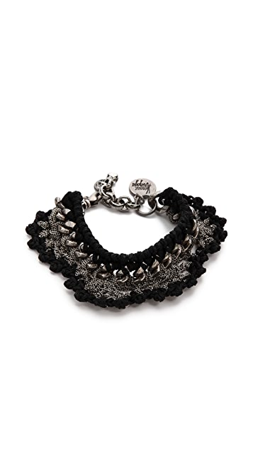Venessa Arizaga Chain Reaction Bracelet