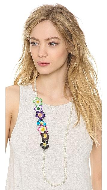 Venessa Arizaga Ooh La Lei! Necklace