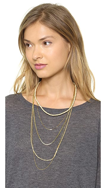 Venessa Arizaga Get Down Necklace
