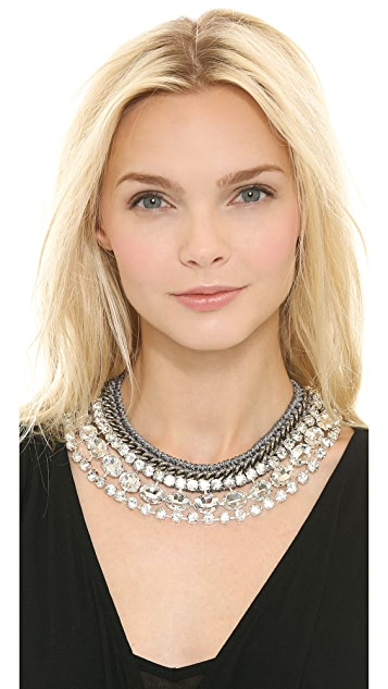 Venessa Arizaga Disco Queen Necklace
