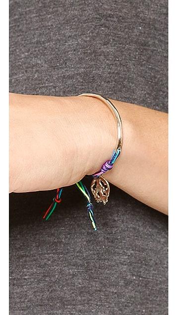 Venessa Arizaga Peace Freak Friendship Bracelet