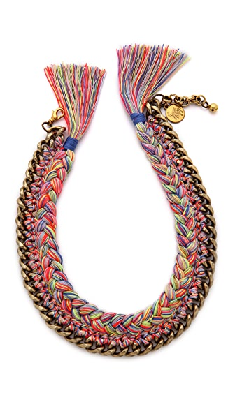 Venessa Arizaga Holiday Necklace