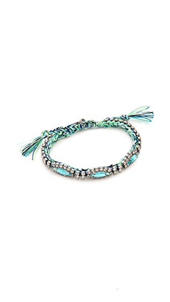 Venessa Arizaga Waterfalls Bracelet