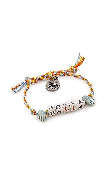 Venessa Arizaga Holla Bracelet