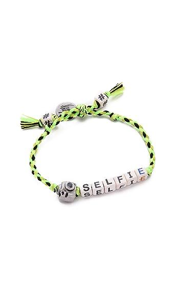 Venessa Arizaga Selfie Bracelet