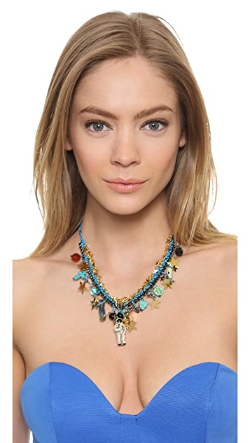 Venessa Arizaga Out of This World Necklace