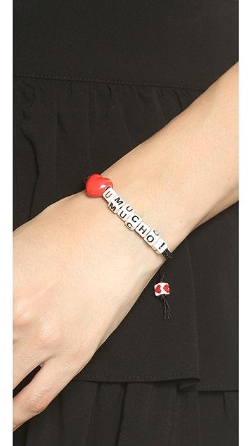 Venessa Arizaga Love You Mucho Bracelet