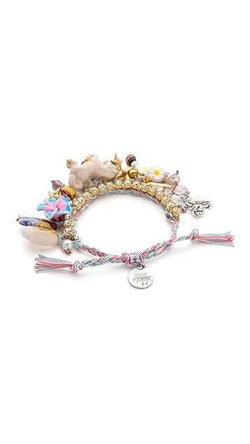Venessa Arizaga Unicorn Dreams Bracelet