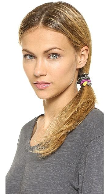 Venessa Arizaga Meow Hair Tie Set