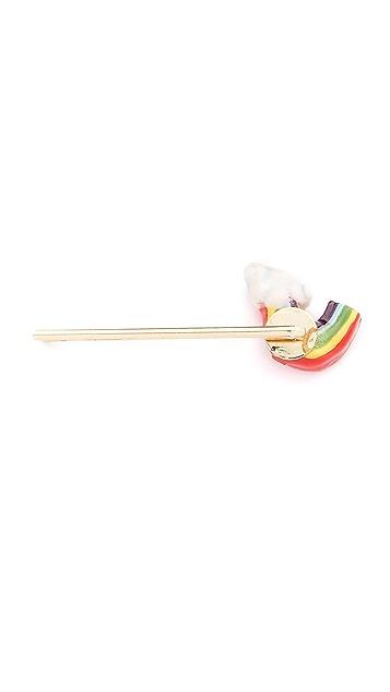 Venessa Arizaga Over the Rainbow Bobby Pin