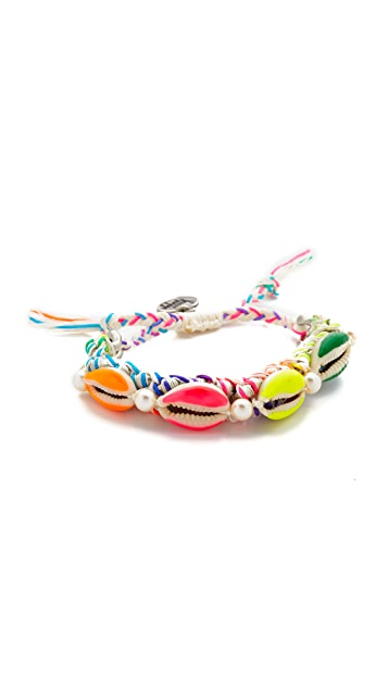 Venessa Arizaga Shell We Dance? Bracelet