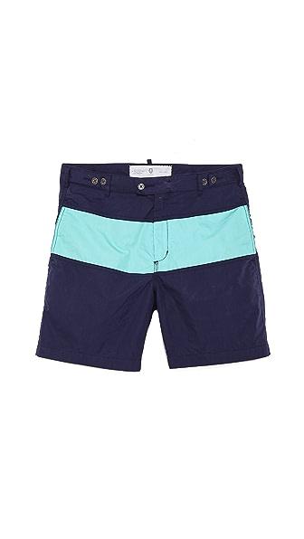 Venroy Navy Aruba Versa Shorts