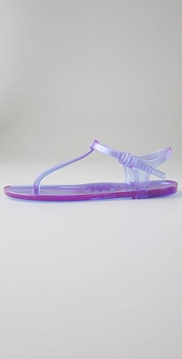 Vera Wang Rita Thong Flat Sandals