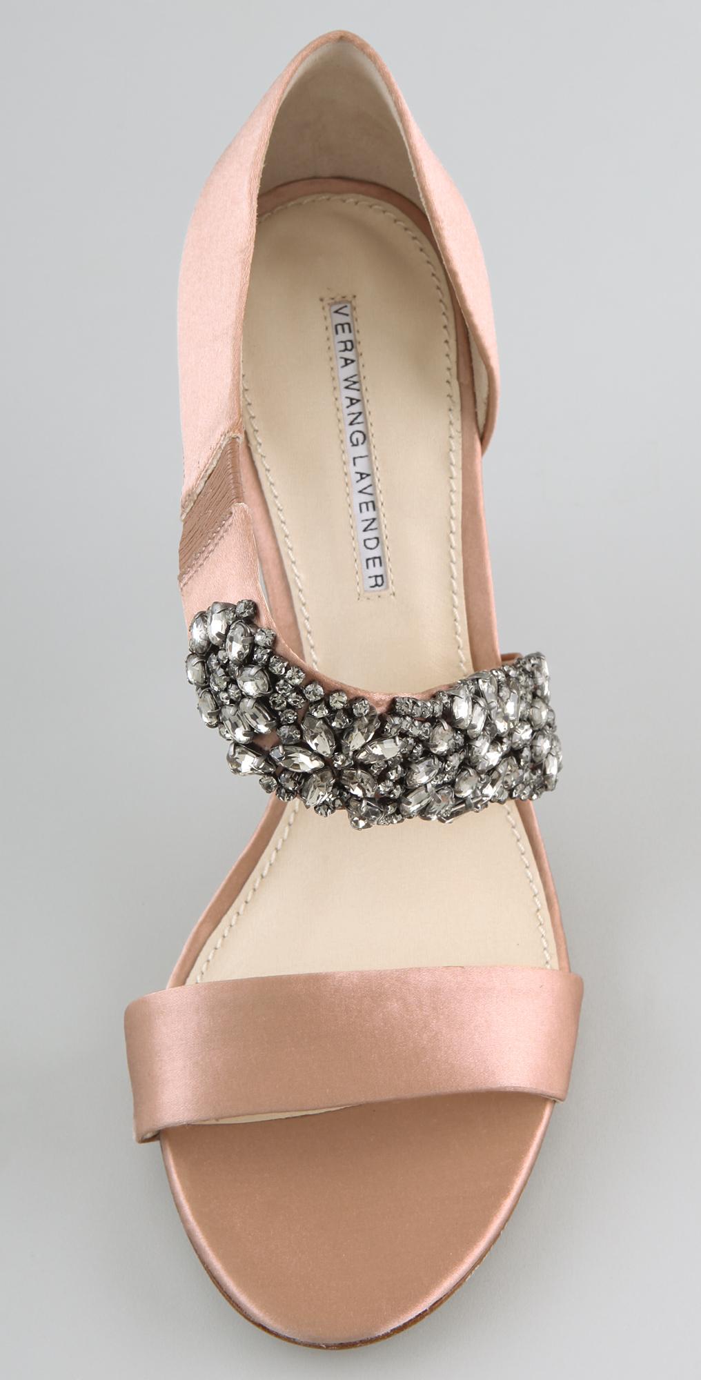 Lavender sandals shoes - Lavender Sandals Shoes 3