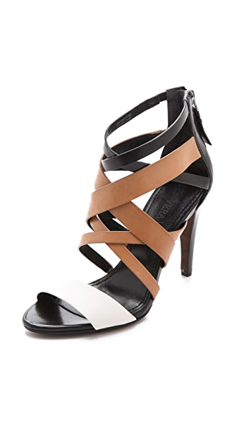 Vera Wang Hinda Strappy Sandals
