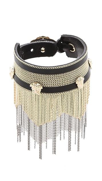 Versace Fringe Bracelet