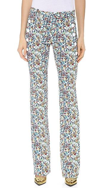 Versace Printed Pants