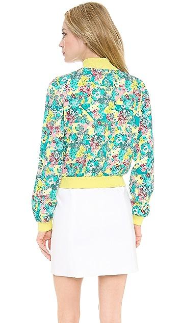 Versace Printed Jacket