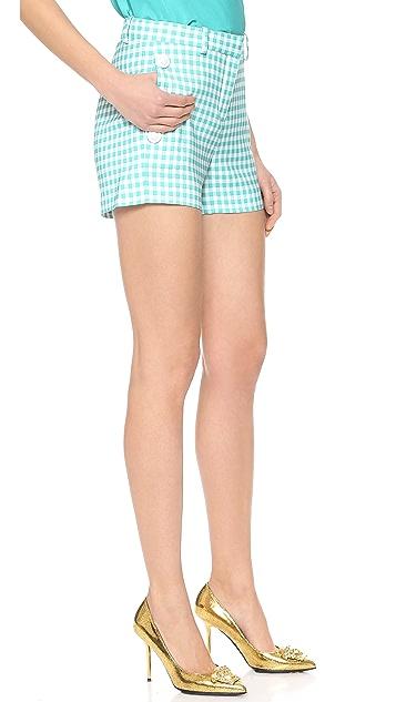 Versace Printed Shorts