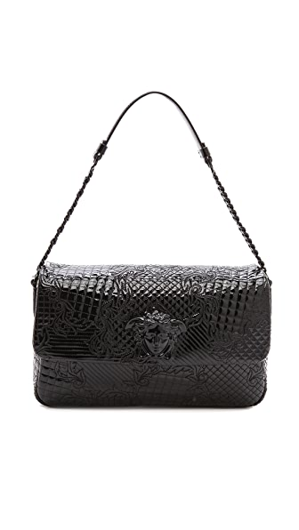 Versace Leather Handbag