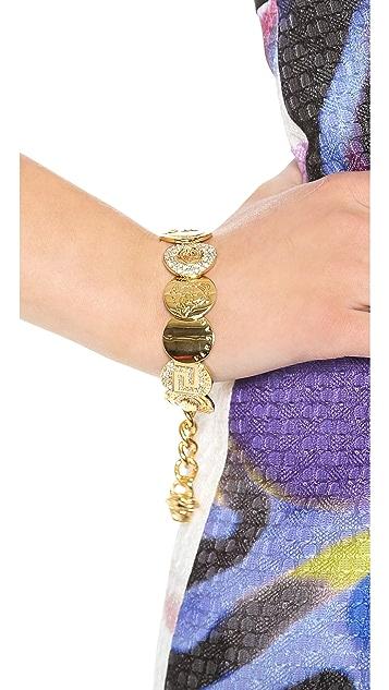 Versace Coin Bracelet
