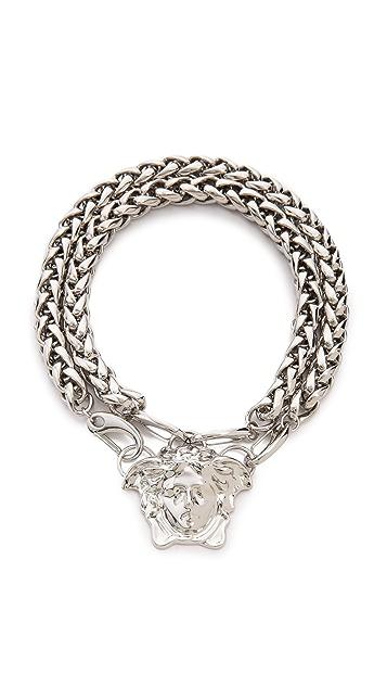 Versace Medusa Large Chain Necklace