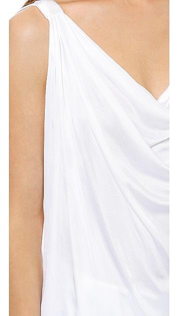 Versace Sleeveless Top