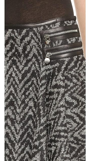 Versace Full Skirt
