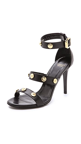 Versace Strappy Sandals