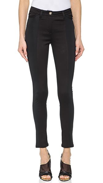 Versace Black Pants